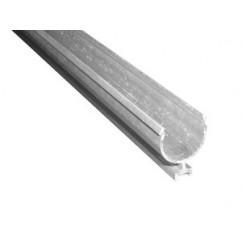 Rail de aluminio 25 mm.