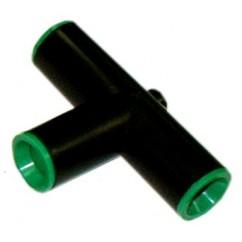 Te RETS a tubo de PE 16mm.