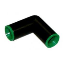 Codo 90º RETS a tubo de PE 16mm.