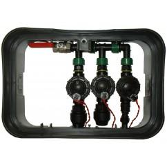 """Enlace recto para baterías de válvulas 1""""MH"""