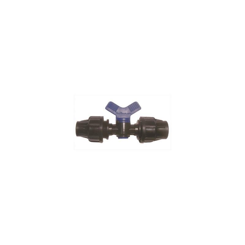 Grifo con conexiones lock para PE de 20