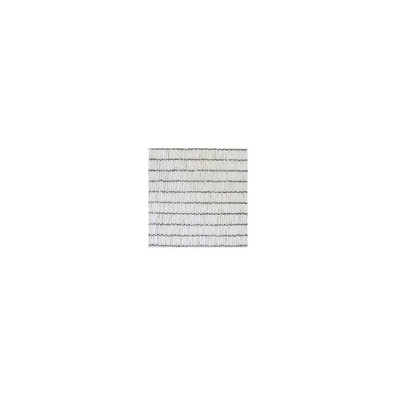 Malla de sombreo 4m x 5m 70% Blanca