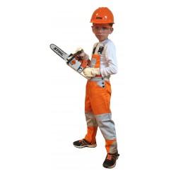 Buzo o mono de trabajo STIHL para niño talla M (6-8 años)
