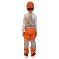 Buzo o mono de trabajo STIHL para niño talla L (9-11 años)