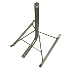 "Trineo porta aspersor, h 65cm 1""M"